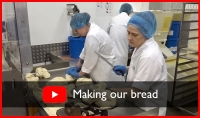 Bread Making at Cole's Puddings